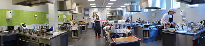 Jeunes chefs r tisseurs competitie bij leerhotel het for Chaine hotel restaurant