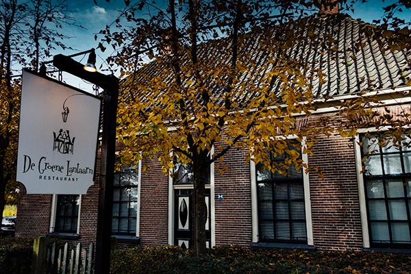Déjeuner Amical bij De Groene Lantaarn** in Zuidwolde