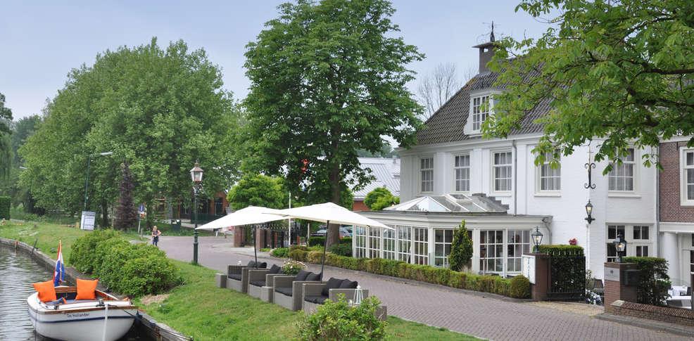 Algemene Ledenvergadering en Déjeuner Amical bij Restaurant De Nederlanden* in Vreeland