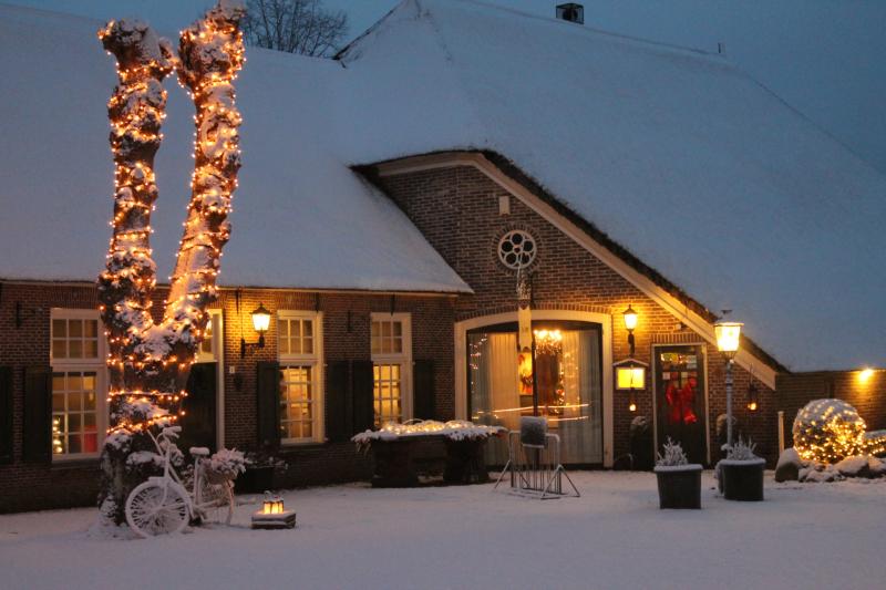 Kerstevenement bij De Gaffel In Valthe