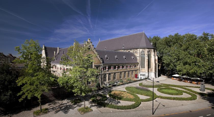 Déjeuner Amical bij Kruisherenhotel in Maastricht