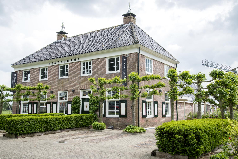 Déjeuner Amical bij De Groene Lantaarn** in Staphorst