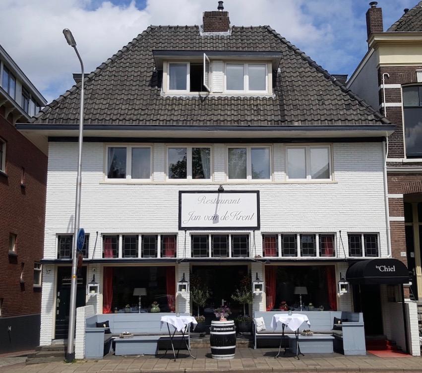 By chiel zutphen cha ne des r tisseurs for Chaine hotel restaurant