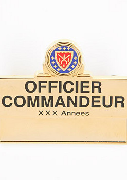 Officier Commandeur
