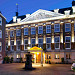 Kerstdiner bij Hotel Sofitel Legend the Grand in Amsterdam