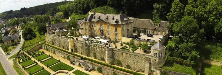 Dîner Amical bij Chateau Neercanne in Maastricht