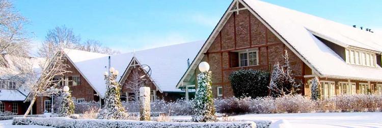 Kerstdiner met middagprogramma bij Landhuishotel de Bloemenbeek*