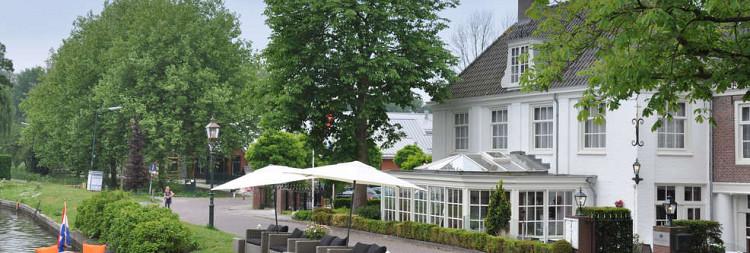 Déjeuner Amical bij De Nederlanden* in Vreeland aan de Vecht