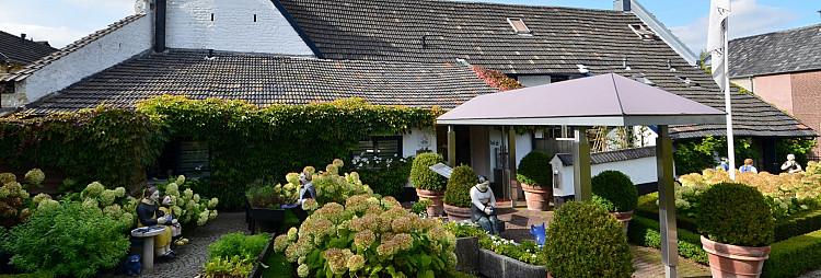 Déjeuner Amical bij de Leuf in Ubachsberg