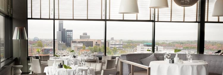 Dîner Amical bij Restaurant élevé in Leeuwarden
