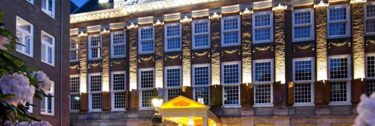 GEANNULEERD: Kerstdiner bij Hotel Sofitel Legend the Grand in Amsterdam