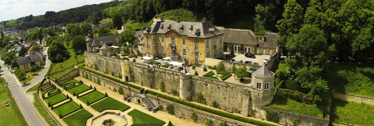 Verslag en foto's Dîner Amical Château Neercanne